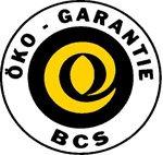 BCS ÖKO-GARANTIE сертификат