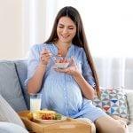 Хранене по време на бременност и кърмене