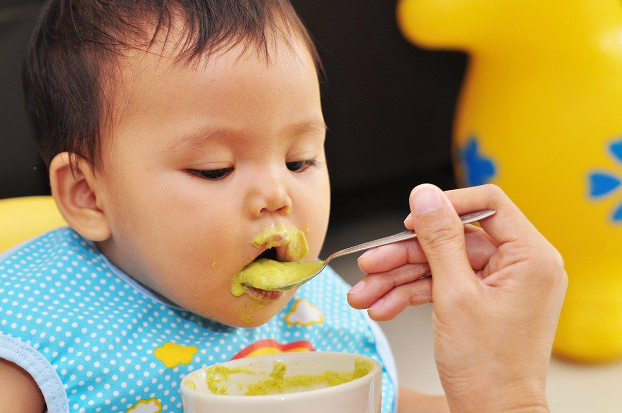 Готовите бебешки храни 1