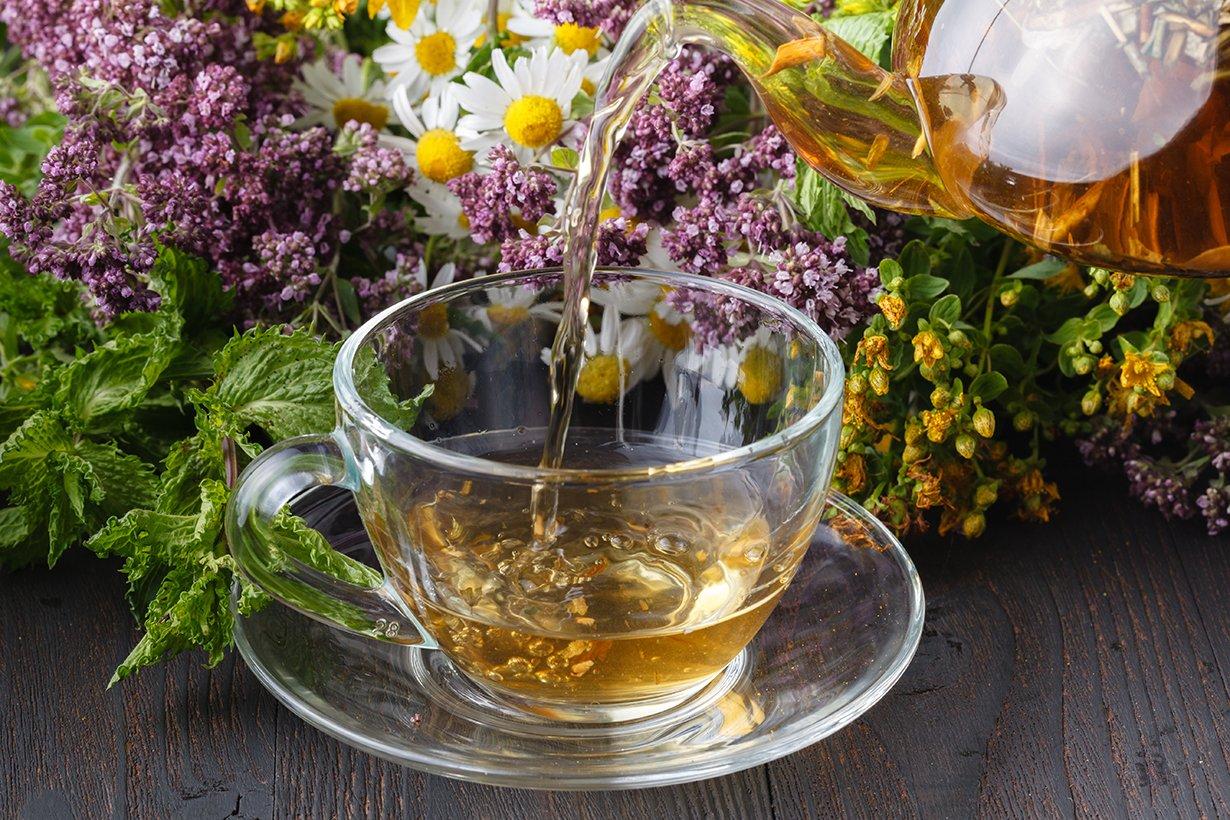 Как да запарвате чая 1