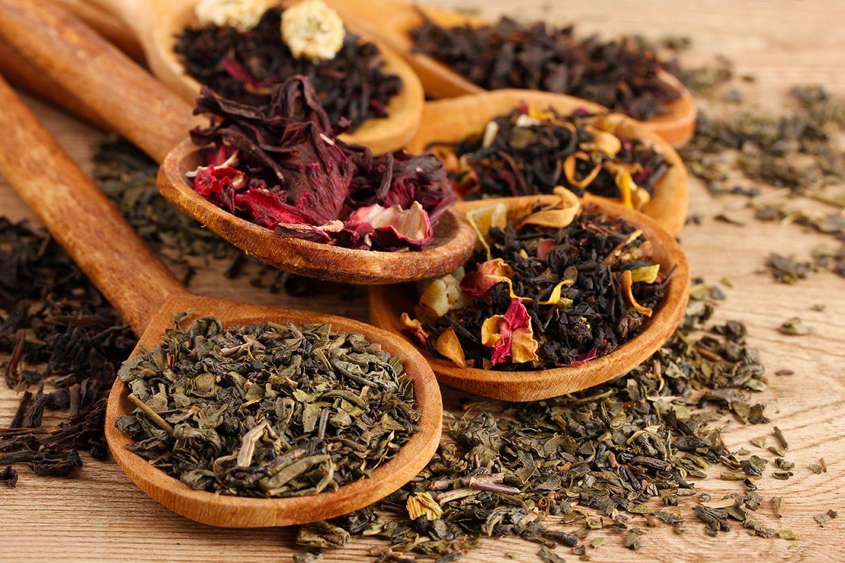 Основните видове чай 1