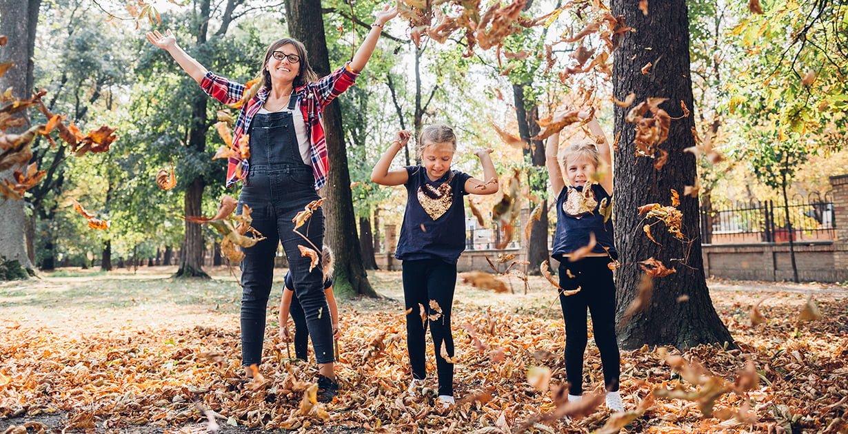 Децата и есента 1